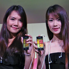 【CommunicAsia 2011】「Xperia ray」は「Xperia arc」と「Xperia mini」のいいとこ取り! 画像