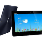 ASUSTeK、最新Android・4コアCPU搭載タブレットPC……「Eee Pad」から「ASUS Pad」へ 画像