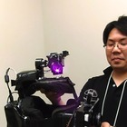 【Wearable Tech Expo 2014】空間認識とARを利用したゲームプラットフォーム 画像