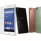 【CES 2015】ソニー、「Xperia Z3」を2月からAndroid 5.0に 画像