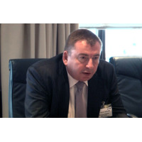 【BT Media Event(Vol.3):動画】Kevin Taylor(BT Managing Director)インタビュー 画像