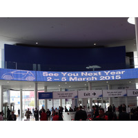 【MWC 2014 Vol.60】「Mobile Word Congress 2014」閉幕……過去最高85,000人を超える来場を記録 画像