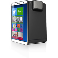 AndroidとWindows OSを搭載!プロジェクター内蔵ファブレット「Holofone Phablet」 画像