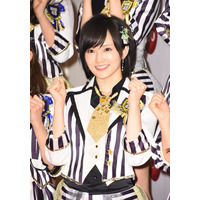 NMB48山本彩、紅白選抜1位に可能性信じてた 画像