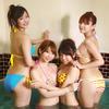 写真左から村上友梨、小泉麻耶、中村静香、鎌田奈津美(c)Gakken Publishingの画像