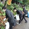 アノニマス渋谷をお掃除![フォトレポート]の画像
