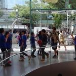 【iPhone 6/6 Plus発売】アップルストア表参道、初めての発売イベント