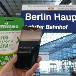 【レビュー】mineoの海外プリペイドSIMを使ってみた