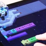iPad Proのスクリーンと連動して動くロボット「TABO」