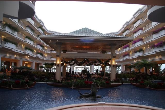 会場となったマウイ島のリゾートホテル
