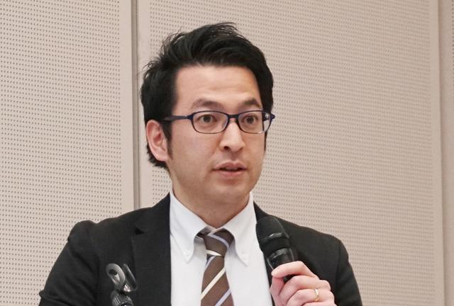 エンハンラボ 代表取締役社長の座安剛史氏