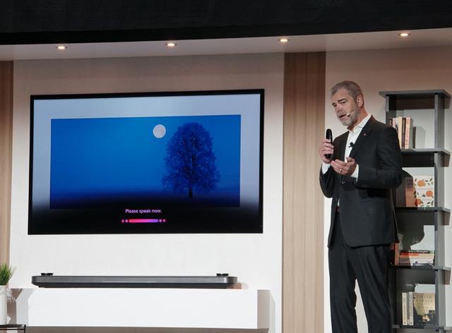 LGがAIアシスタント「ThinQ」を搭載するテレビを発表