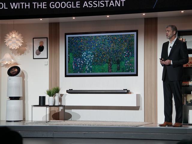 スマートテレビにはGoogleアシスタントもハイブリッドで搭載される予定