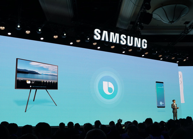 サムスンのテレビは独自のAIアシスタント「Bixby」を搭載していく