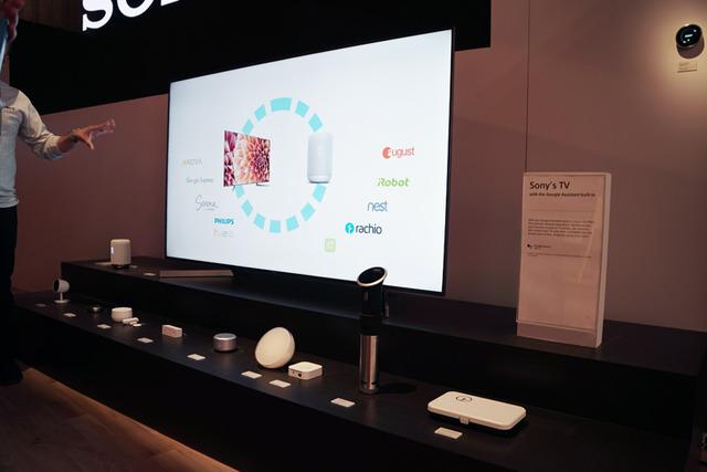 ソニーは北米向けのブラビアでGoogleアシスタント搭載を強化する