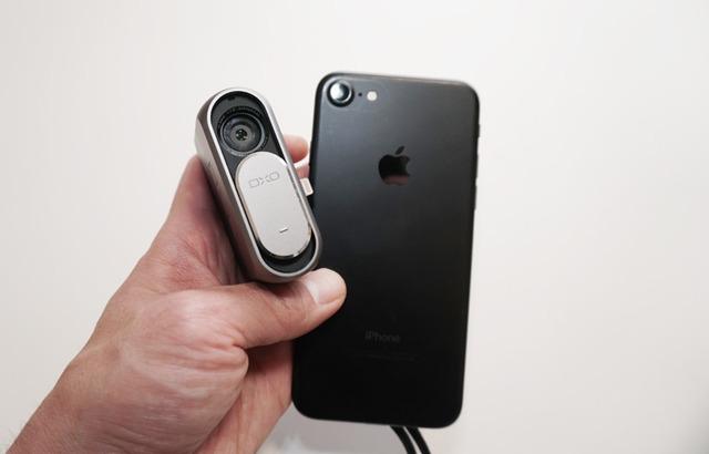 iPhone 7につないで使ってみる