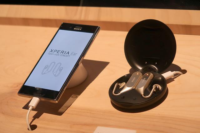 Xperia Ear Open-style CONCEPT