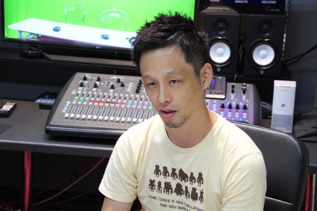 eSports専門会社ウェルプレイドで「取締役/テクニカルディレクター」をつとめる原田清士さん