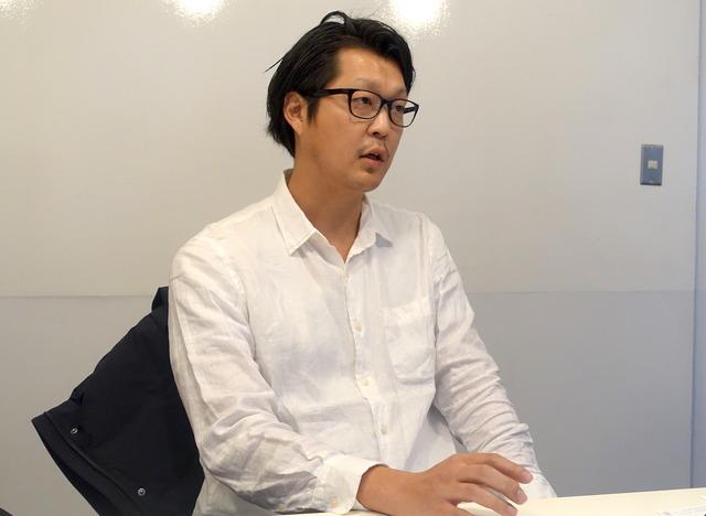 オメガ 代表取締役荒木康介氏