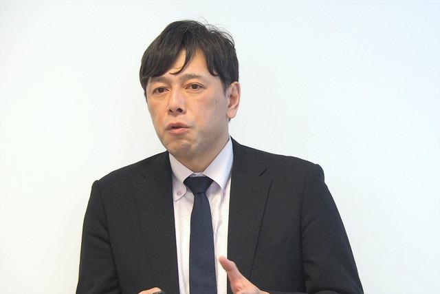 ノキアソリューションズ&ネットワークス テクノロジー統括部長の柳橋達也氏