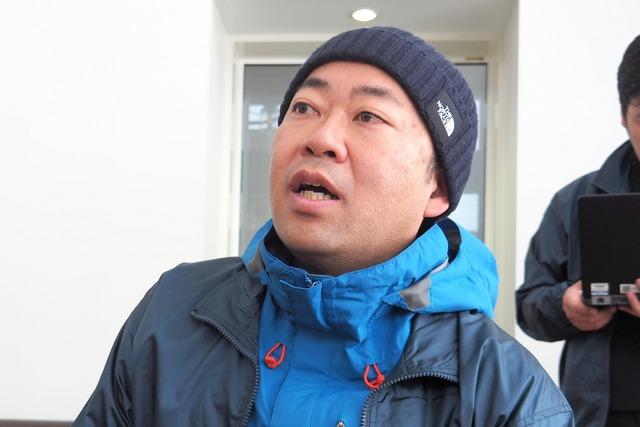 NTT東日本 ビジネスイノベーション本部 BBX マーケティング部 新ビジネス創造担当の宮田貴史氏