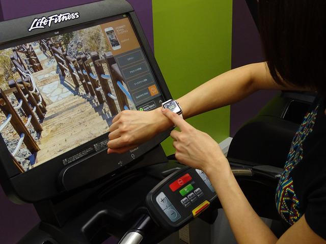 Apple Watchとジムのフィットネスマシンが連携するアップルの「GymKit」が日本上陸を果たした