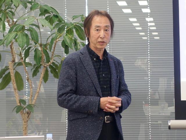 アスカネット 代表取締役社長兼CEO 福田幸雄氏