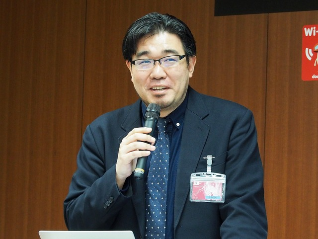 情報通信総合研究所の中村邦明氏