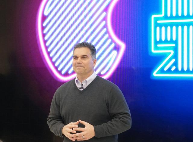 米Appleのデニー・トゥーザ氏が新しいストアの開店に向けた思いを語った