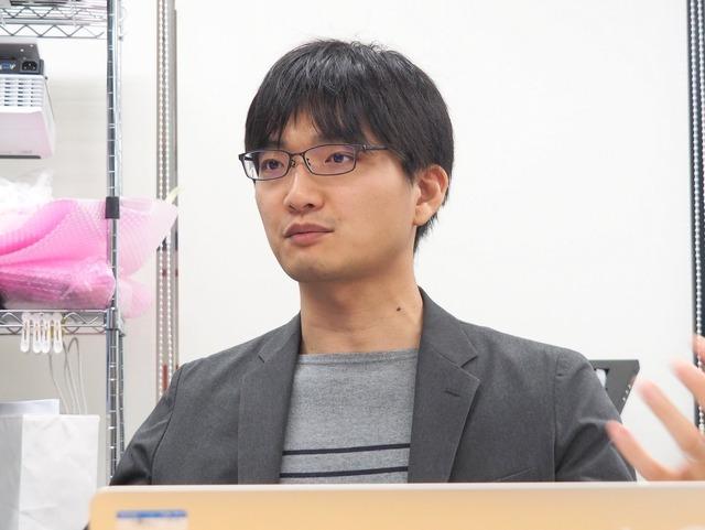 ヤマハ 研究開発統括部 第1研究開発部 知的音楽システムグループ主事 博士(情報学)の前澤陽氏