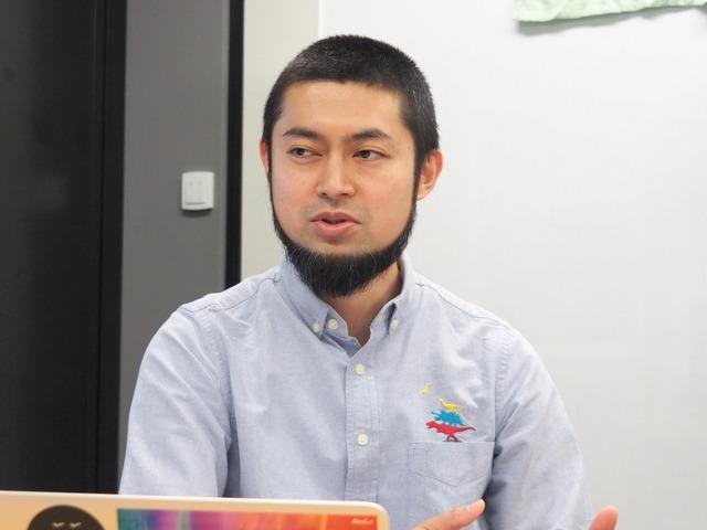 博報堂アイ・スタジオ Future Create Lab局長 クリエイティブディレクターの望月重太朗氏