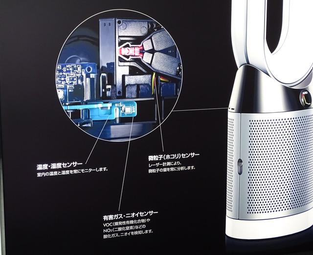 新製品のためにセンサーも新規に開発