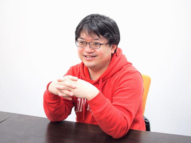 オトバンク ディレクターの伊藤誠敏氏