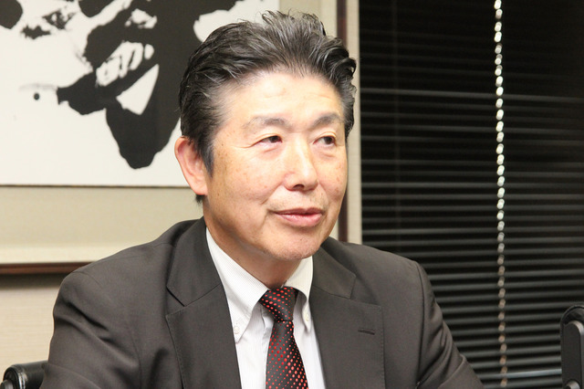 NTTぷらら 代表取締役社長の坂東浩二氏
