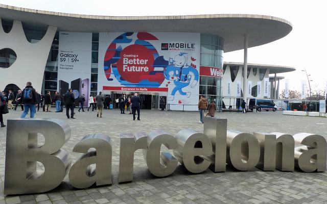 バルセロナで開催された「MWC 2018」