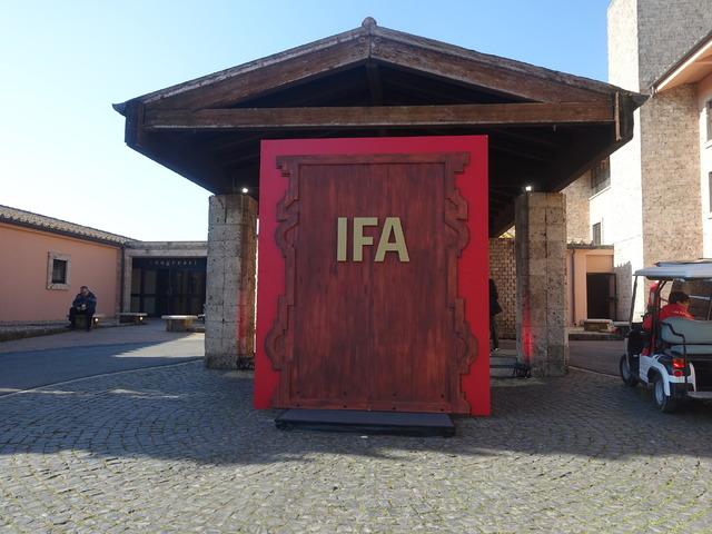 ローマで開催されたIFA GPC