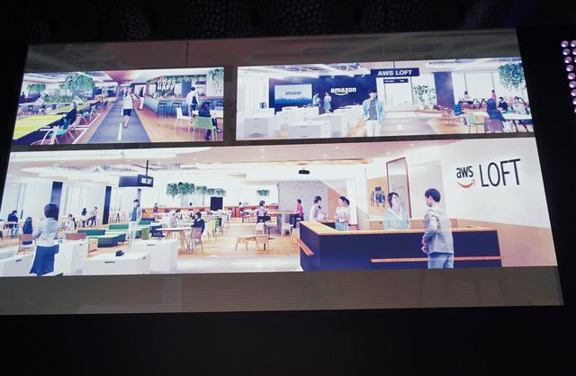 AWS Loft Tokyoのイメージ