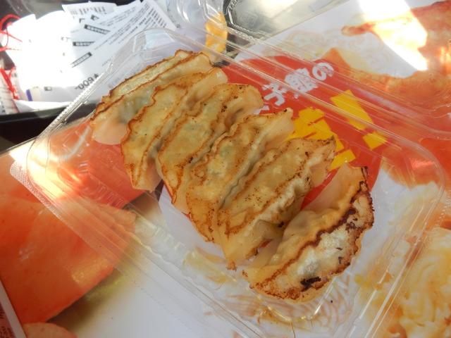 宇都宮餃子館「野菜と豚肉の旨味 健太餃子」