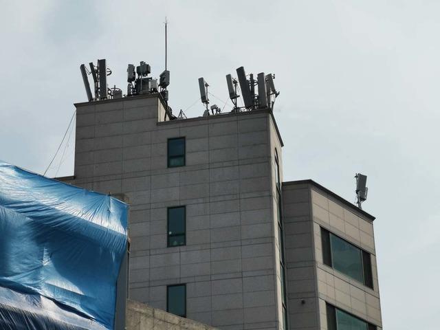 アンテナ ば 韓国