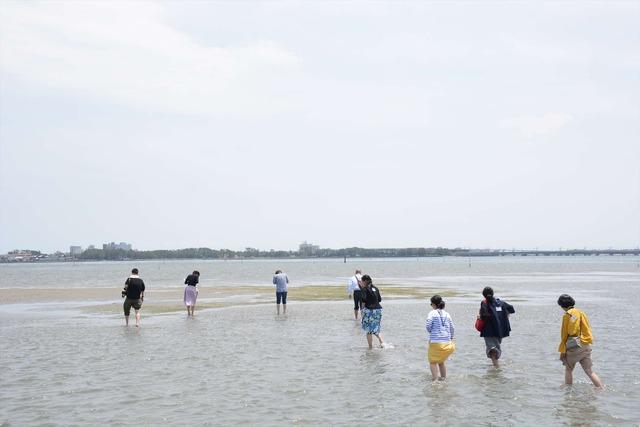 浜名湖の真ん中で愛を叫ぶ【錦怜那】