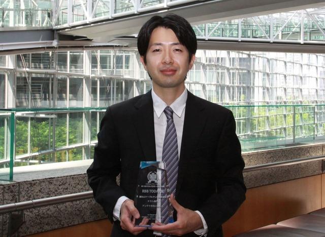 東松山ケーブルテレビ 営業課 秋元達郎氏