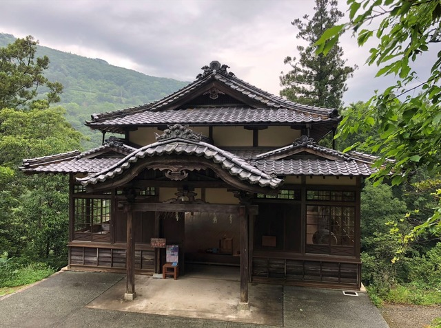 少彦名神社参籠殿【画像:錦怜那】