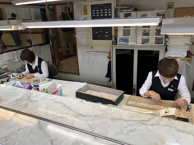 真珠会館【画像:錦怜那】