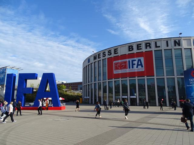 ドイツのベルリンで世界最大のエレクトロニクスショー「IFA」が開幕した