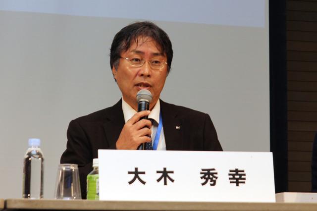博報堂DYメディアパートナーズ ラジオ局 局長の大木秀幸氏