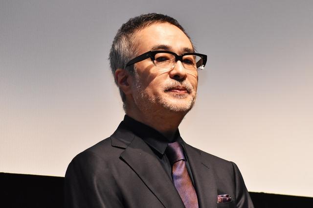 松尾スズキ【撮影:こじへい】