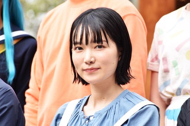 小川紗良【撮影:こじへい】