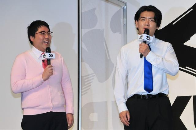 マヂカルラブリー【撮影:小宮山あきの】