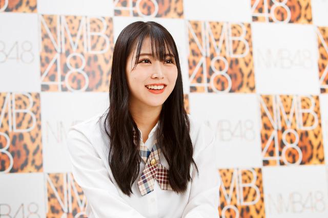白間美瑠 (C)NMB48